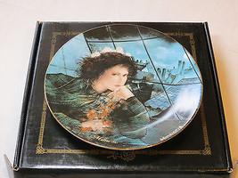 Mimi collector plate 38-P63-1.2 1986 COA Box Riccardo Benvenuti Bradford #% - $89.09