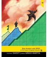 Data Analysis with SPSS: A First Course in Applied Statistics (4th Edition) - $100.00