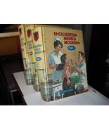 books  enciclopedia  medica  moderna   - $14.99