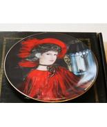 Musetta collector plate 38-P63-1.1 1986 COA Box Riccardo Benvenuti Bradf... - $89.09
