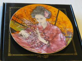Madama Butterfly plate 38-P63-1.4 1987 COA Box Riccardo Benvenuti Bradfo... - $89.09