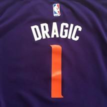 Adidas Phoenix Suns Jersey #1 Goran Dragic Purple Boys 18-20 Size XL Youth - $23.99