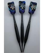 New Black Bandit 22 Gram Black Oxide Coated Nickel 2ba Soft Tip Set of 3... - $14.95