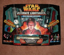 Star Wars Build Your Own Ultimate Lightsaber Ki... - $99.95