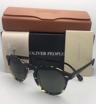 Polarized Oliver Peoples Sunglasses Gregory Peck Sun 5217-S 1178/P1 Black & Dtbk - $429.99