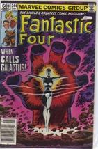 Fantastic Four # 244 1982 (Fantastic Four # 244 1982, Vol. 1) [Paperback] - $24.00