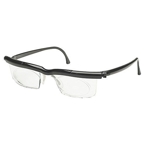 Clear Adlens Adjustable Eyeglasses Variable Focus Select Instant Prescription...