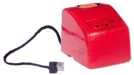 Dollhouse Miniature Bread Machine, Red #T8504 - $12.77