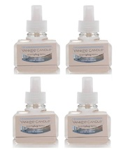 Yankee Candle Alpine Morning Scentplug Refill Bulb - Lot of 4 - $24.50