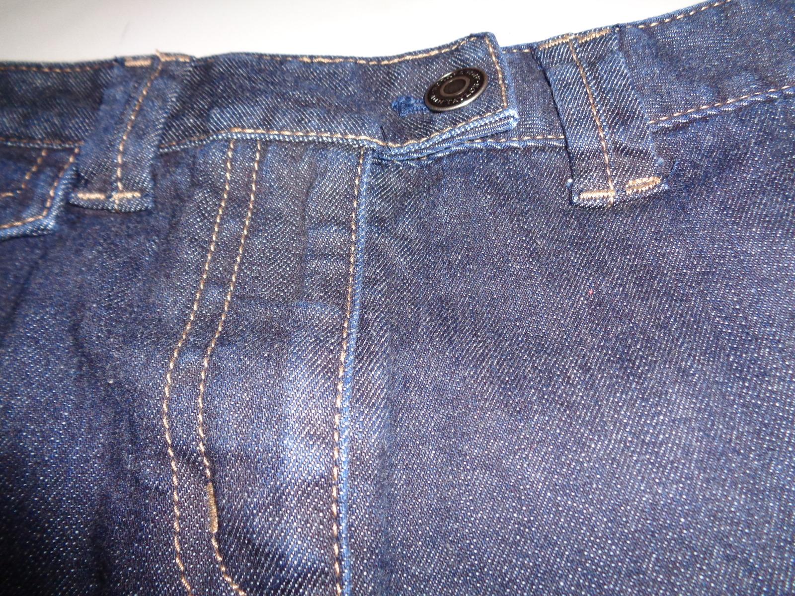 Ann Taylor Dark Blue Jean Skirt Sz 6 NEW Ladies