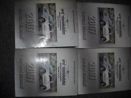 2007 Chrysler Mopar Pt Cruiser Repair Shop Service Manual Set W Recalls Book X - $336.55