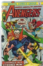 The Avengers 138 [Comic] by Marvel Comics - $19.95