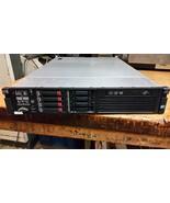 HP PROLIANT DL380 G7 SERVER E5640 2.66GHZ 146GB 10k SAS x4 16gb - $371.25