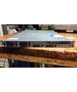 HP ProLiant DL360 G5 XEON 3ghz  6GB RAM / 6x 72GB 10k - $256.41