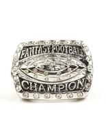2016 Fantasy Football Championship Ring  - Silv... - $24.90