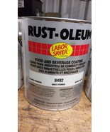 RUST-OLEUM food and beverage coating white primer gallon 8492-402   8492 - $48.51