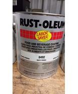 RUST-OLEUM food and beverage coating white primer gallon 8492-402   8492 - $49.00