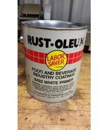 RUST-OLEUM food and beverage coating white primer gallon 8492 industrial - $49.00