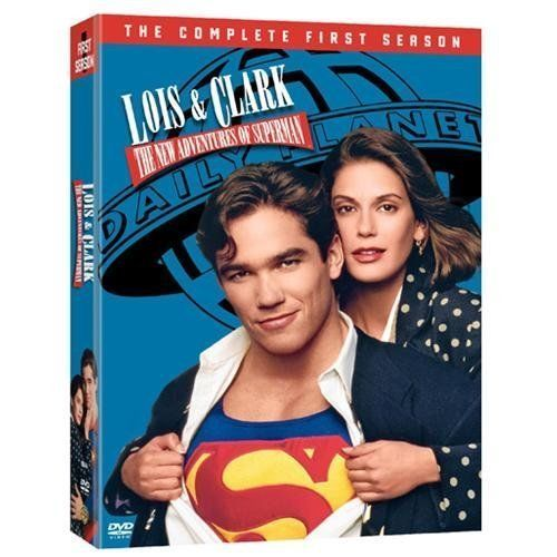 Lois & Clark New Adventures of Superman Complete First Season DVD TV Series New