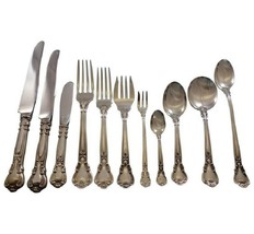 Chantilly by Gorham Sterling Silver Flatware Set for 12 Service 143 Pcs Dinner  - $9,500.00