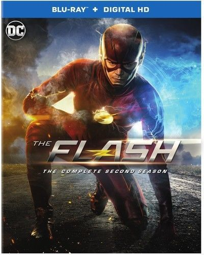 Flash: The Complete Second Season 2 (Blu-ray Disc Set) TV Series New