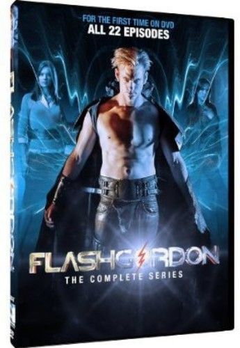 Flash Gordon: The Complete Series (DVD Set) TV Series New