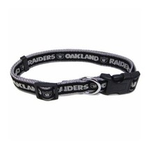 Oakland Raiders Dog Collar Officially Licensed NFL Products - $12.99