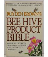 Bee Hive Product Bible by  Royden Brown 1993 Signed - $8.99