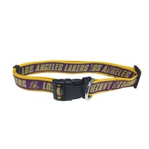 LA Lakers Dog Collar Officially Licensed NBA Pr... - $12.99