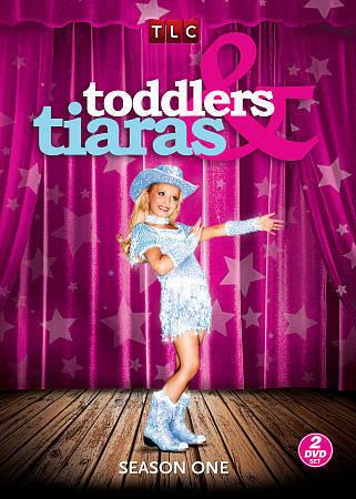Toddlers & Tiaras: Complete First Season 1 (DVD Set) TV Series New