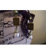 Vintage Pearl Drops Earrings - $5.00