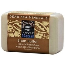 One with Nature Dead Sea Minerals Shea Butter S... - $8.85