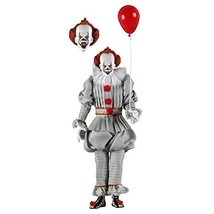 NECA 2017 IT: Pennywise 8 Inch Clothed Action Figure - $57.42