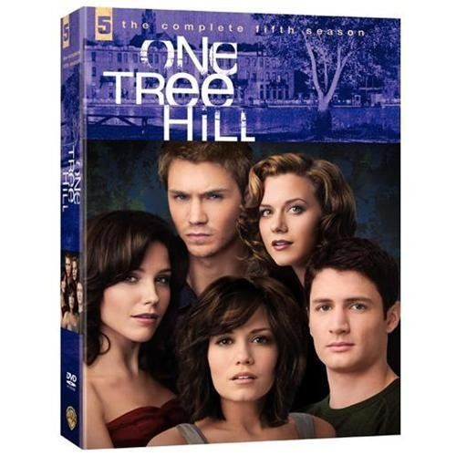 One Tree Hill - The Complete Fifth Season 5 (DVD, 2009, 5-Disc Set) TV Series