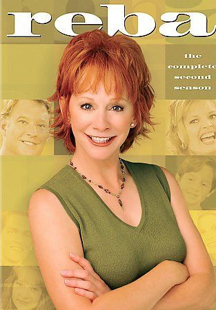 Reba - The Complete Second Season 2 (DVD, 3-Disc Set) New TV Series McEntire