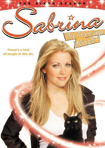 Sabrina the Teenage Witch: The Complete Sixth Season 6 (DVD Set) New TV Series