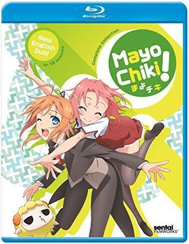 Mayo Chiki: Complete Collection (Blu-ray Set) New Anime