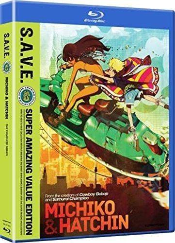 Michiko & Hatchin - Complete Series - S.A.V.E. (Blu-ray Disc Set) Anime