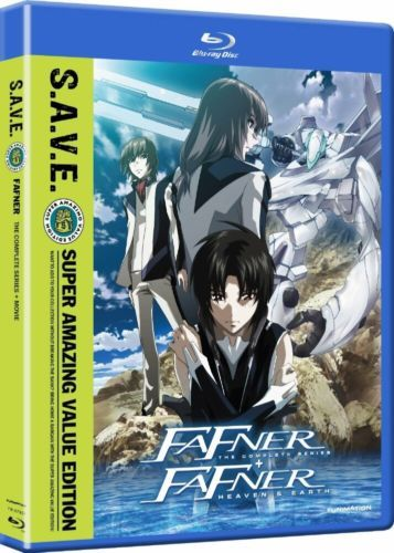 Fafner: The Complete Series and Movie - S.A.V.E. New Blu-ray Set Anime