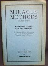 Miracle Methods #3 by Hugard Jean & Braue, Fred - $23.87