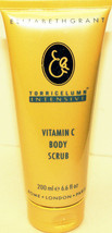 ELIZABETH GRANT Vitamin C Body Scrub 6.6 oz./200ml Sealed - $9.50