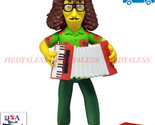 "Weird Al (The Simpsons 25th Anniversary) 5"" Action Figure Series IV NECA"