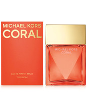 MK Coral Michael Kors Eau De Parfum Women Perfume 3.4 oz Fragrance Spray... - $86.13