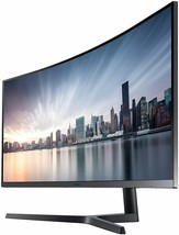 Samsung Business CH890 Series 34 inch WQHD 3440x1440 Ultrawide Curved Mo... - $689.99