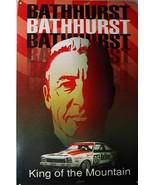 "BATHHURST ""King Of The Mountain"" Metal Sign ( Disc ) - $24.95"