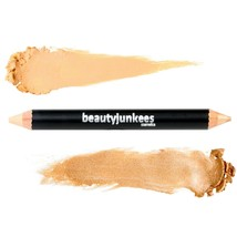 Brow Concealer & Highlighter Duo Pencil Crayon Warm Beige, Matte and Shi... - $19.00