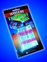 Mystery Treasure Box - Close-Up Magic - Gag, Jokes and Pranks - Wonder Box - $4.94