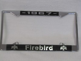 1967 Pontiac Firebird License Plate Frame - $16.82