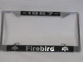 1967 Pontiac Firebird License Plate Frame - $16.82