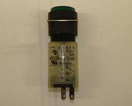 Maruyasu 16mm Pushbutton Switch C1611 - $21.00